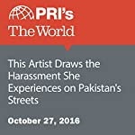 This Artist Draws the Harassment She Experiences on Pakistan's Streets | Andrea Crossan