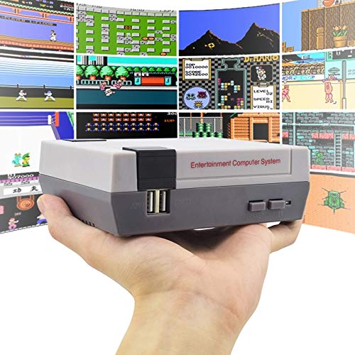 Mini Retro Classic Video Game Console Built-in 620 Games 8 Bit PAL&NTSC Family TV Handheld Game Player Double Gamepads by Dapool (Image #7)