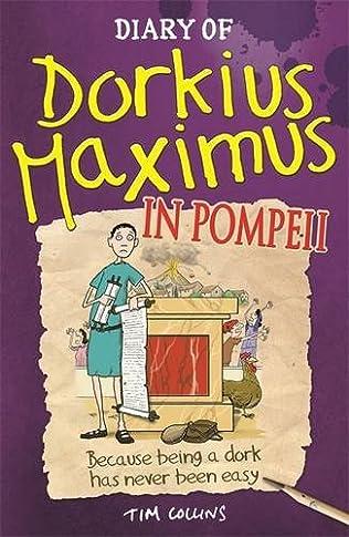 book cover of Diary of Dorkius Maximus in Pompeii