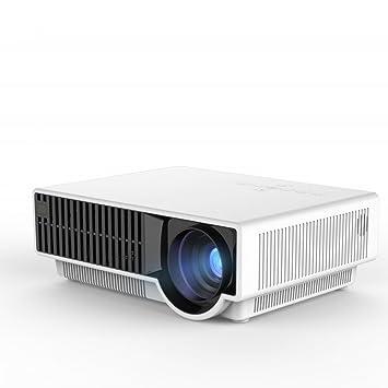 Uvistar W310-HDMI-Proyector multimedia faro de mesa proyector de ...