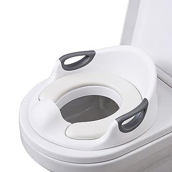 Kinder-Toiletten-Training-Klobrille für sichere rutschfeste Oberfläche