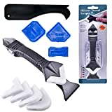 3 in 1 Silicone Caulking Tools(stainless