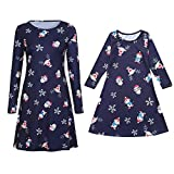Gifts for 1 Year Old Girl Long Sleeve Floral Girl Dress Toddler Boy Clothes,Clothes for Girls Size...