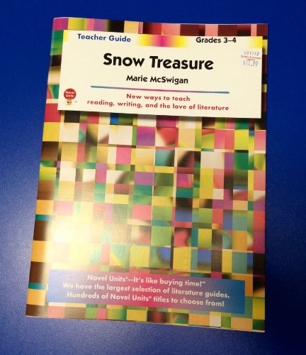 Snow treasure: Teacher Guide