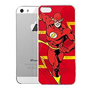 Light weight with strong PC plastic case for iPhone iphone 6 4.7 Comics DC Comics Flash Jagged Flash