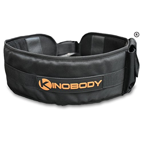 Kinobody - Best In Class Dip Belt and Pullup Belt - Any Size - Any Experience Level by Kinobody