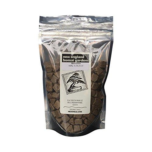 BioGold Imported Always Fresh - 100% Organic Plant and Bonsai Fertilizer - 280 g / 10 (Bonsai Stock)