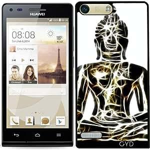 Funda para Huawei AscendP7 Mini - Buda by WonderfulDreamPicture