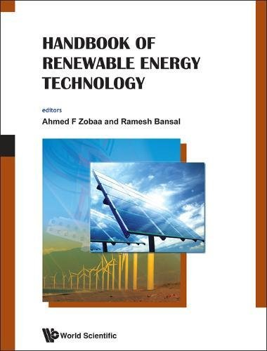 HANDBOOK OF RENEWABLE ENERGY TECHNOLOGY AHMED F ZOBAA