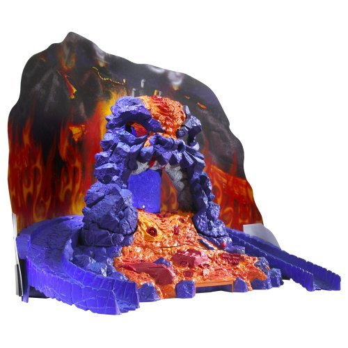 Hot Wheels Volcano Shoot-Out Play Set by Hot Wheels