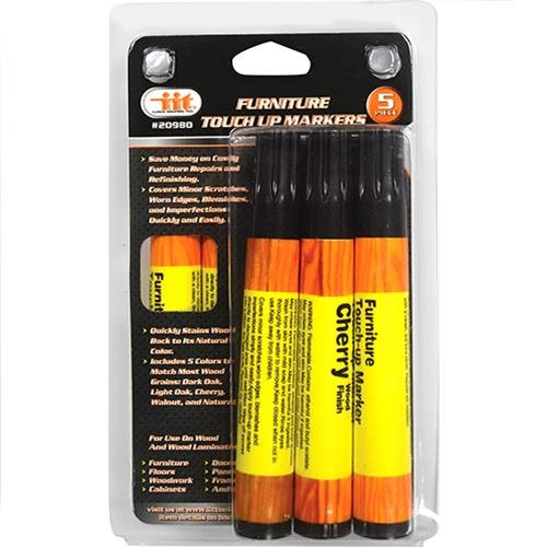 iit-20980-furniture-touch-up-scratch-coverup-markers-pens-set-5piece