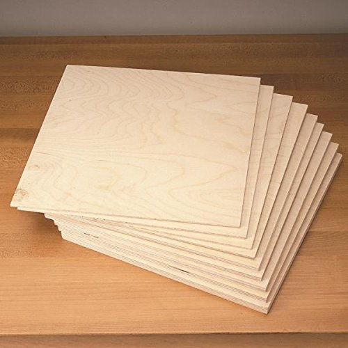 Baltic Birch Scroll Saw Pack by Woodcraft Woodshop by Woodcraft Woodshop (Image #1)