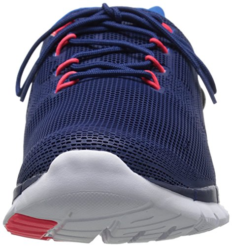 Blue ZPump Black Running Cycle Shoe Polyurethane Men's Fusion Neon Silver Cherry Club Blue Reebok White wfpBxnp