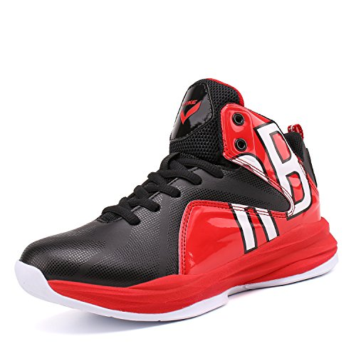 WETIKE Kid's Basketball Shoes High-Top Sneakers Outdoor Trainers Durable Sport Shoes(Little Kid/Big Kid) – DiZiSports Store