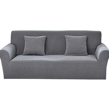Zzy Poliester Tela Sofa slipcover Sofa Cubre máquina del ...