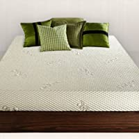 PlushBeds 8 Natural Latex RV Mattress - Queen Short