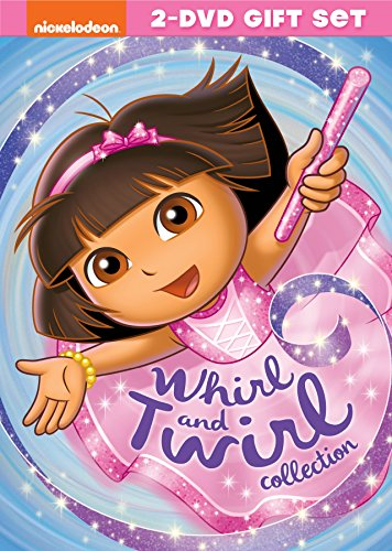 Dora the Explorer: Whirl & Twirl (Dora Collection)