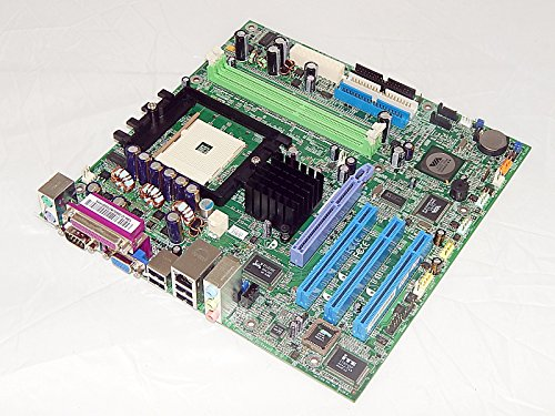 FIC / eMachine K8M-800M VIA K8M800 AMD Socket-754 DDR400 Micro-ATX Motherboard with Onboard Video/6-CH Audio/LAN