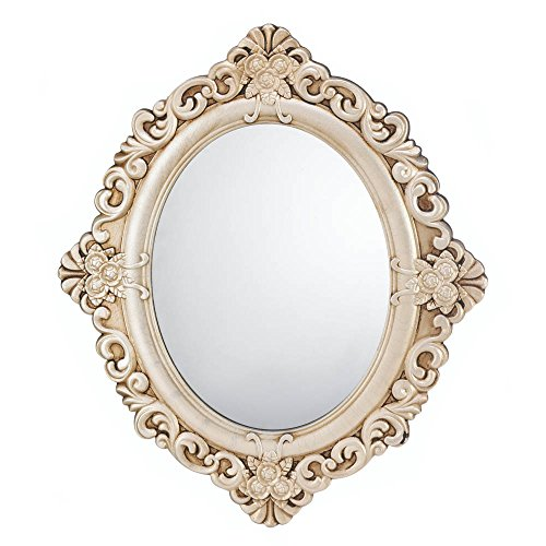 Estate Vintage Antique - Accent Plus Wall Mirrors For Bathroom, Antique Mirrors For Wall, Vintage Estate Wall Mirror
