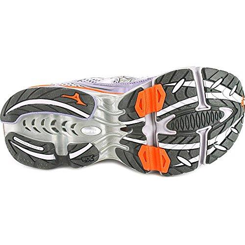 Mizuno Wave Creation 13 Mujer US 7 Morado Zapato para Correr