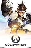 Trends International Overwatch Key Art Wall Poster 22.375' x 34'