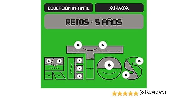Retos 5 años: Amazon.es: Fuentes Zaragoza, María Isabel, Pinto ...