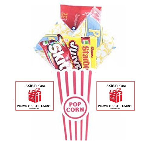 Popcorn Basket Rentals Theater Concession product image