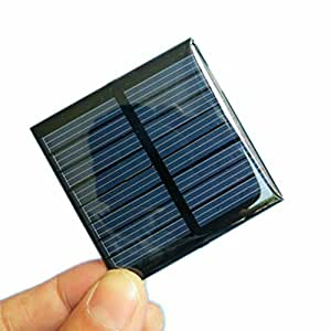 Amazon.com : Aoshike 10pcs Solar Panel Epoxy painel Solar Cell Price