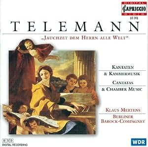 Telemann G.P.: Cantatas / Cha