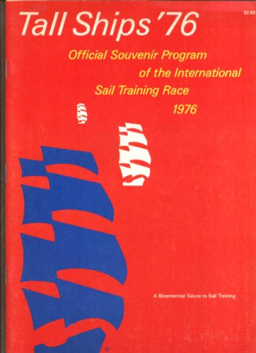 Tall Ships '76 Sail Training Race Program 1976 -