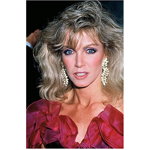 (Donna Mills 8 inch x10 inch Photo Knots Landing Joy Play Misty for Me serious look kn)