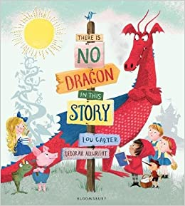 Image result for there is no dragon in this story