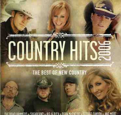 Country Hits 2006 - Country Classic Metal