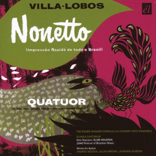 Nonetto (An Impression of the Whole of - Brazil Impressions