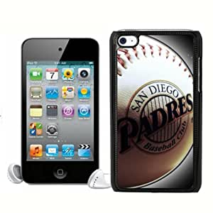 SevenArc MLB Ipod Touch 4 Case Cover For MLB San Diego Padres