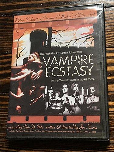 Vampire Ecstasy (1974) by Retro-Seduction Cinema
