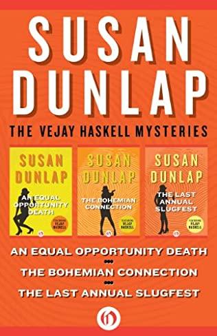 book cover of The Vejay Haskell Mysteries