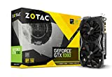 ZOTAC GeForce GTX 1080 Mini 8GB GDDR5X VR Ready Gaming Graphic Card, DisplayPort 1.4, 1x HDMI 2.0, Dual-link DVI (ZT-P10800H-10P)