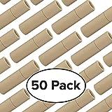 50 Pack, 0.3 oz, Inventiv Paperboard Lip Balm