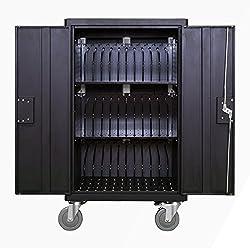 Aver Information Chrgee36c Avercharge E36c Cart For 36 Tabletsnotebooks, Black