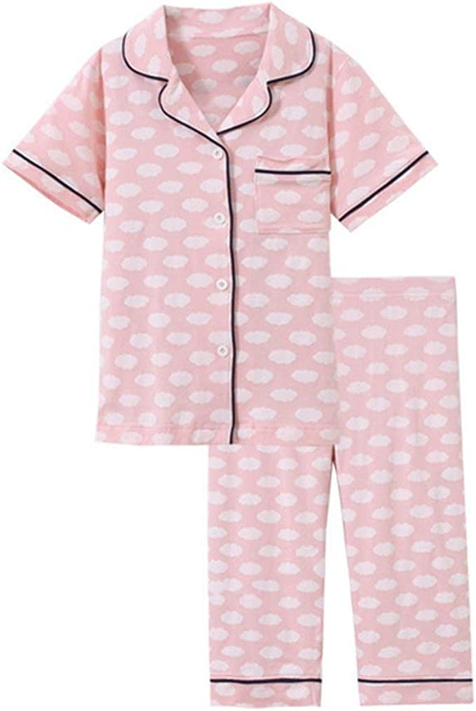 Algodón Ropa de Dormir para el hogar para niños Niñas Niños Conjuntos de Pijamas para bebés: Amazon.es: Ropa y accesorios