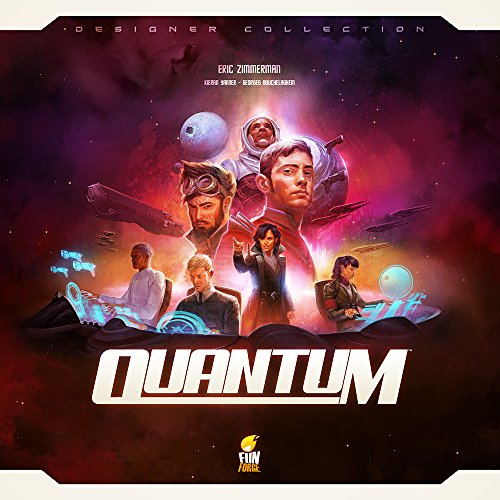 Quantum: Revised Edition Board Game by Passport Game Studios