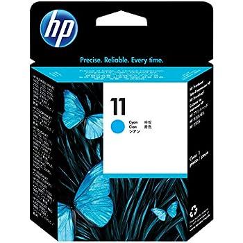 HP 11 Cyan Original Printhead (C4811A)