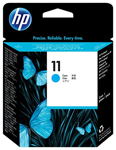 HP 11 Cyan Original Printhead (C4811A) by HP