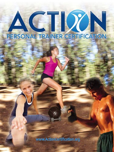 action personal trainer certification textbook ebook: action ...