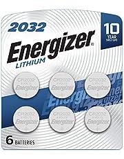 Energizer 2025 Batteries 3V Lithium