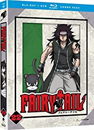 Fairy Tail, Part 22 (Blu-ray/DVD Combo)