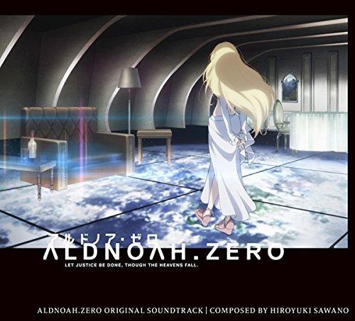 ALDNOAH.ZERO ORIGINAL SOUND TRACK(BLU-SPEC CD) by Sony Japan
