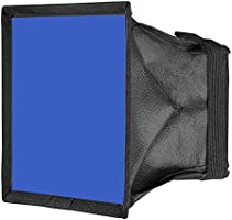 Neewer 5.9x6.7 inches/15x17 Centimeters Camera Collapsible Diffuser Mini Softbox for CN-160, CN-126 and CN-216 LED Light...