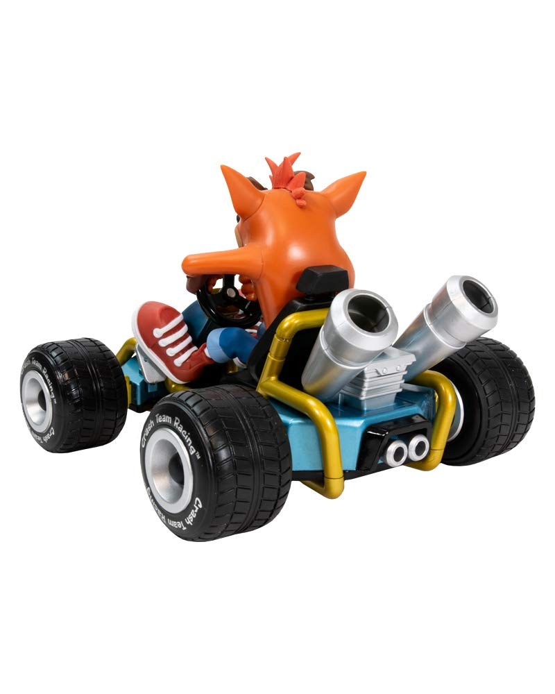 Crash Team Racing, Official Crash Bandicoot Merchandise - CTR Nitro-Fueled Incense Holder/Burner Collectible by Crash Bandicoot (Image #5)